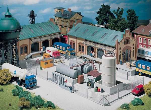 Industrie-Metallzaun