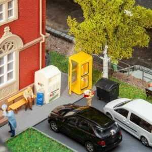 Stadtausschmückungs-Set