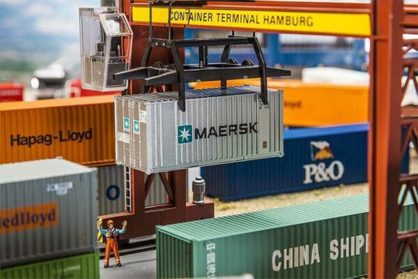 20´ Container MAERSK