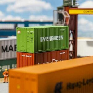 20´ Container EVERGREEN