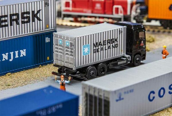 20´ Container MAERSK SEALAND