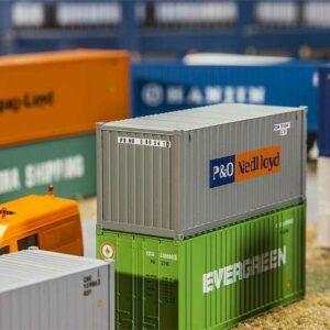 20´ Container P&O Nedlloyd