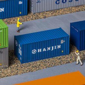 20´ Container HANJIN