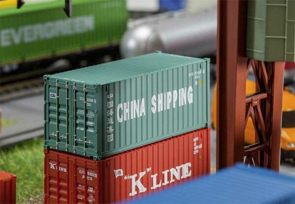 20´ Container CHINA SHIPPING