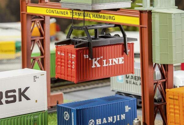 20´ Container K-LINE