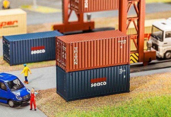 20´ Container TRITON