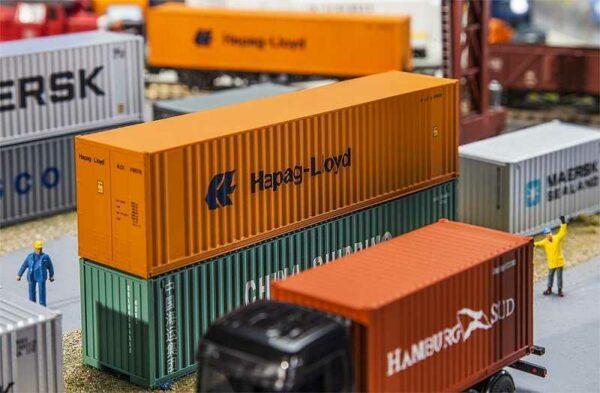 40´ Hi-Cube Container Hapag L