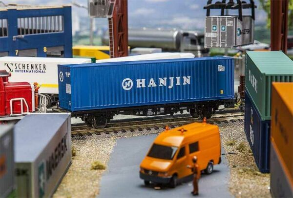 40´ Hi-Cube Container HANJIN