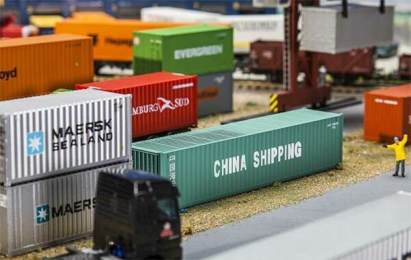40´ Container CHINA SHIPPING