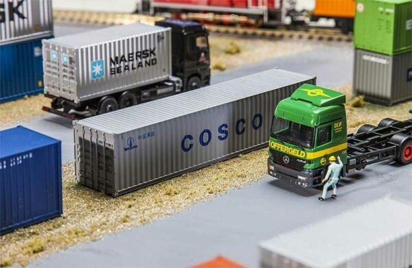 40´ Container COSCO