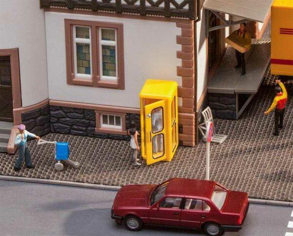 Telefonzelle Bundespost