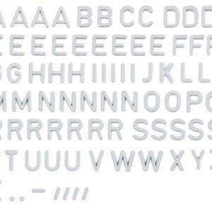 Beschriftungs-Kit ABC