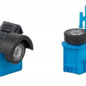 Reifenmontier- und Wuchtgerät