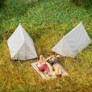 4 Zelte