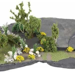 Do-it-yourself Mini-Diorama Zauberwald