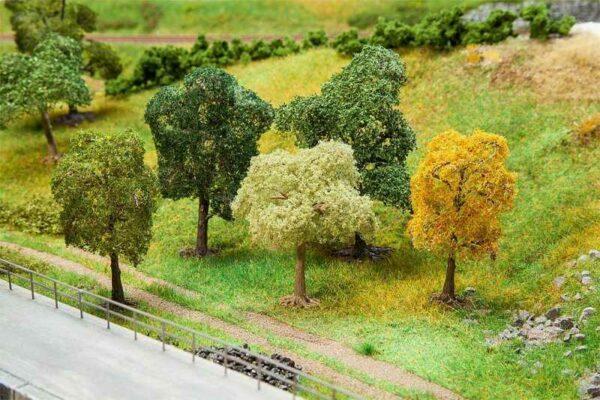 5 PREMIUM Bäume