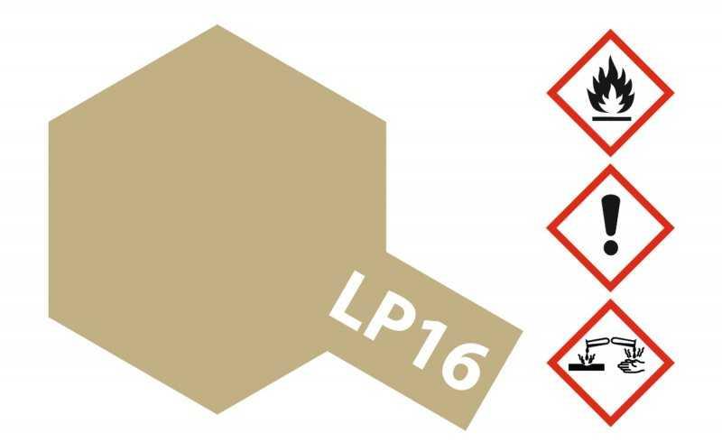 LP-16 Wooden Deck-Tan [10ml]
