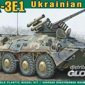 BTR-3E1 Ukrainian armored personnel carr