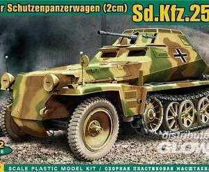 Sd.Kfz.250/9 Leicht. Schützenp.wagen(2cm