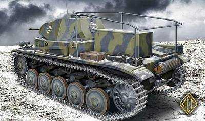 Panzerbeobachtungswagen II artillery observation vehicle