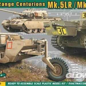 Centurion Mk.5LR/Mk.5/1 w/external fuel tanks