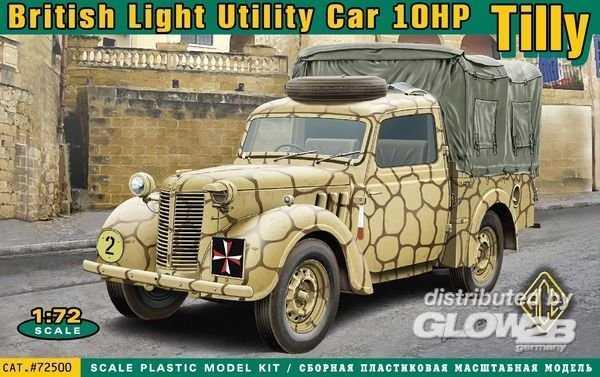 British light utility car 10hp Tilly