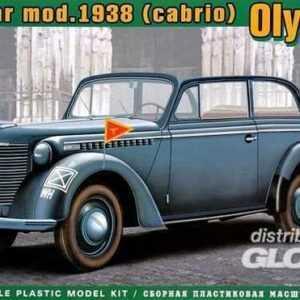Olympia (cabrio) staff car