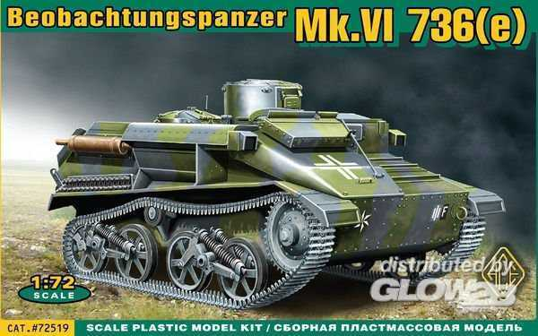 Mk.VI 736(e) Beobachtungspanzer