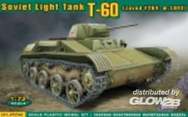 T-60 Soviet light tank(zavod #264