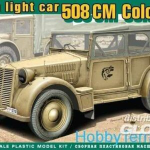 508 CM Coloniale Italien light car