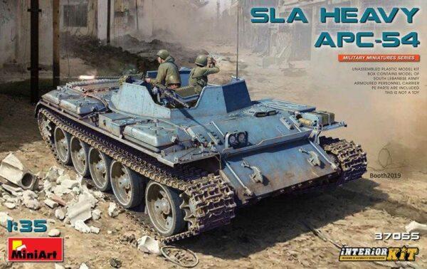 SLA Heavy APC-54 - Interior Kit