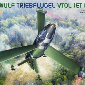 Focke Wulf Triebflügel (VTOL) Jet Fighter
