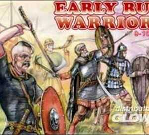 Early Rus warriors