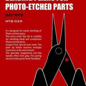 Bending Pliers for Photo-Etched Parts [Biegehilfe]