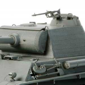 WWII Zimmerit Bogen Panther G Early