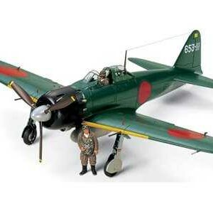 Mitsubishi A6M5 Zero Fighter Model 52 ´Zeke´