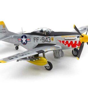 North American F-51D Mustang Korea