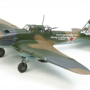 WWII Rus. Ilyushin LI-2 Shturmovik
