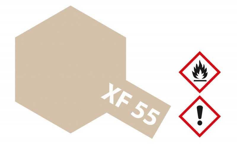 XF-55 Deck-Tan