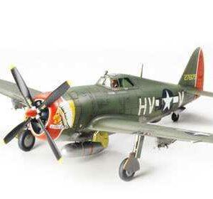 P-47D Thunderbolt-Razorback