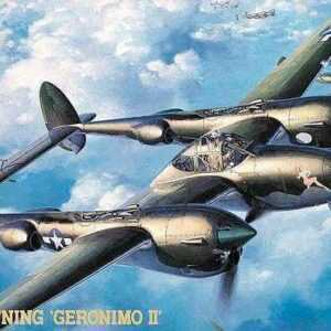 P-38L Lightning Geronimo II