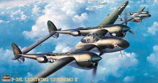 P-38L Lightning Geronimo II