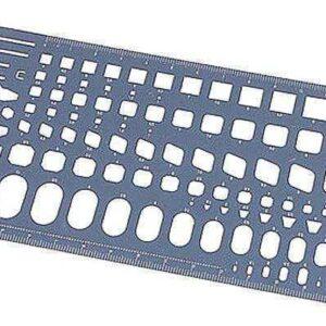 Werkzeug: Schneidevorlage D
