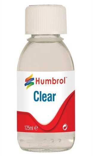 Humbrol Klarlack auf Wasserbasis 125 ml