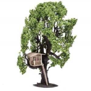 Skale Scenics Tree (with Tree House) 15 cm