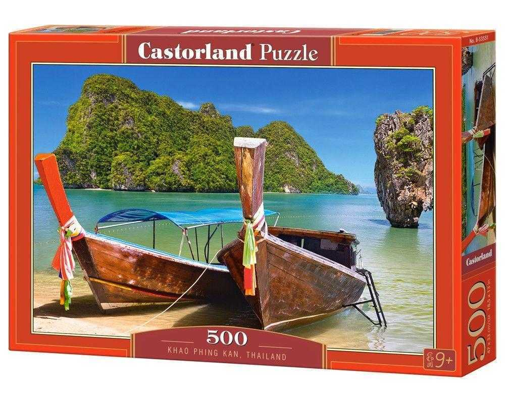 Khao Phing Kan, Thailand – Puzzle – 500 Teile
