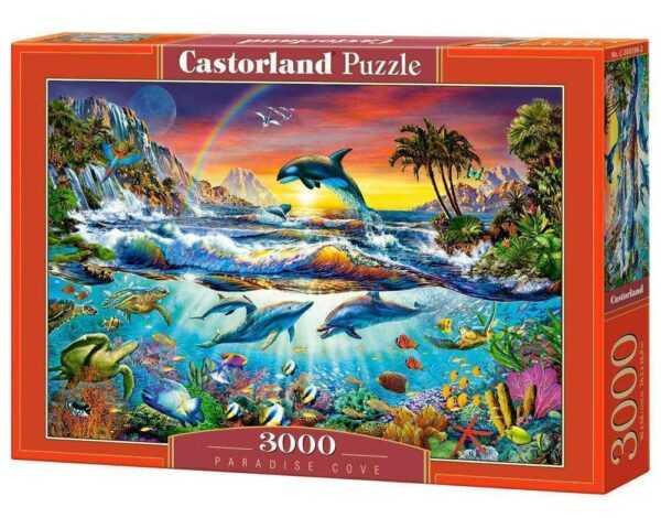 Paradise Cove - Puzzle - 3000 Teile