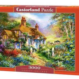 Forest Cottage - Puzzle - 3000 Teile