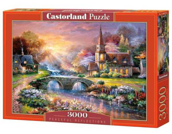 Peaceful Reflections - Puzzle - 3000 Teile