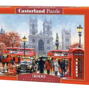 Westminster Abbey - Puzzle - - 3000 Teile